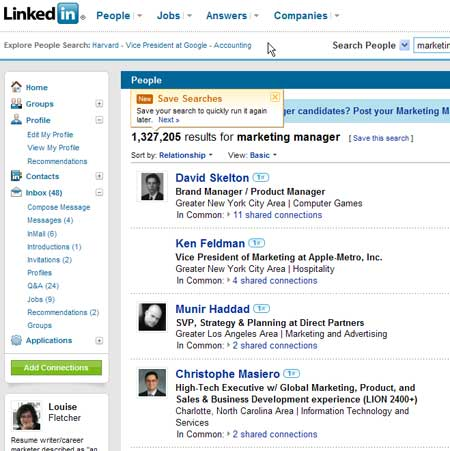The 7 Mistakes You Re Probably Making On Linkedin Blog Blue Sky