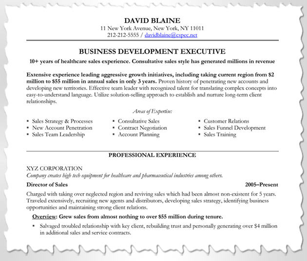 resume_sample_2