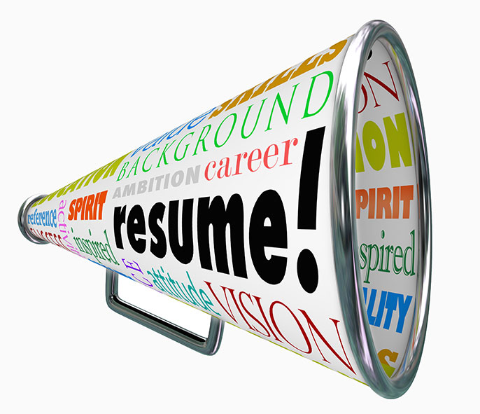 How To Write A Great Resume For Career Change Blue Sky