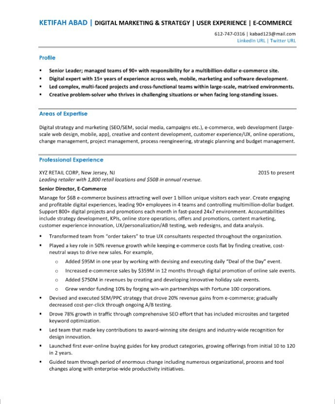 what is the best format for a resume in 2018   here are 3