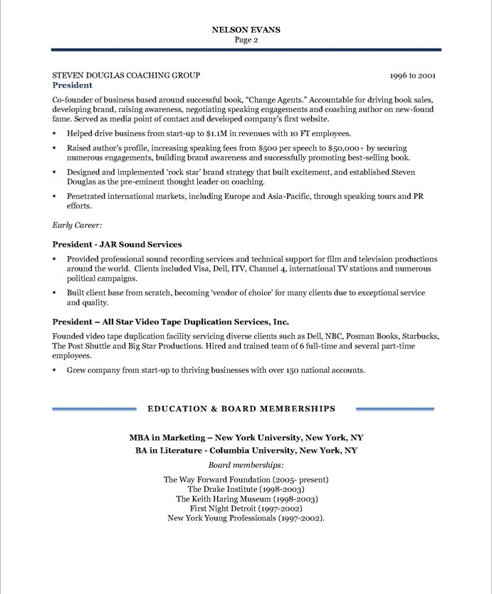 Community Relations Manager Free Resume Samples Blue
