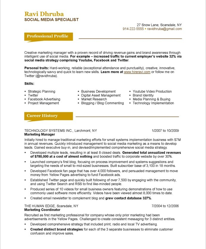 Reading Specialist Resume 22.06.2017